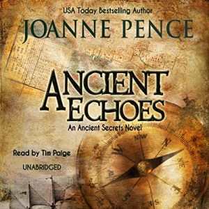Ancient Echoes by Joanne Pence (Narrated by Tim Paige)