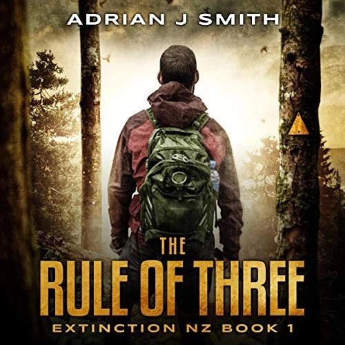 The Rule of Three by Adrian J. Smith
