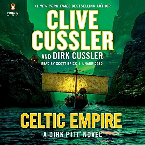 Celtic Empire by Clive Cussler, Dirk Cussler