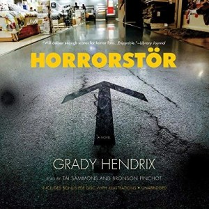 Horrorstör by Grady Hendrix (Narrated by Tai Sammons & Bronson Pinchot)
