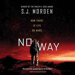 No Way by S.J. Morden (Narrated by William Hope)