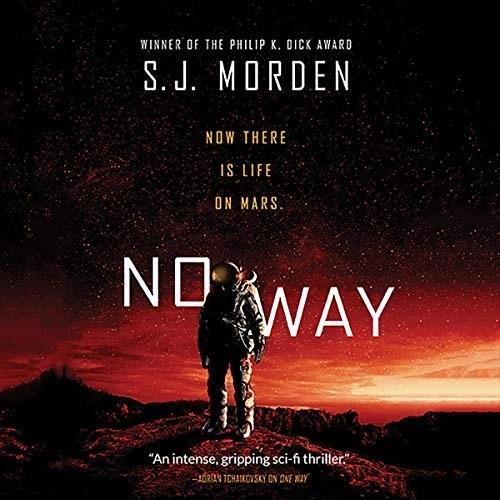 No Way by S. J. Morden