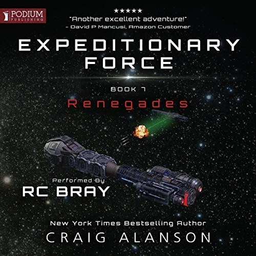 Renegades by Craig Alanson