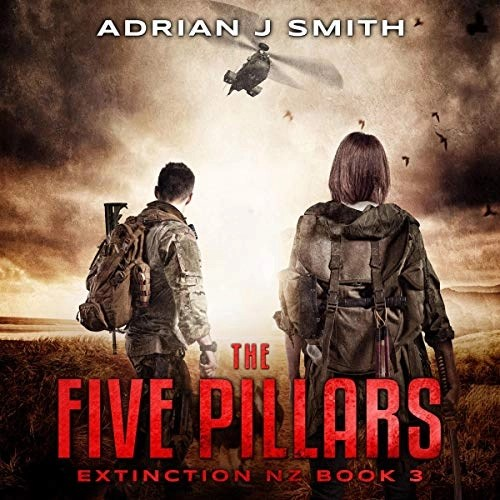 The Five Pillars by Adrian J. Smith