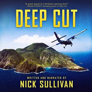 Deep Cut (Caribbean Dive Adventures #2) by Nick Sullivan (Narrated by the Author)