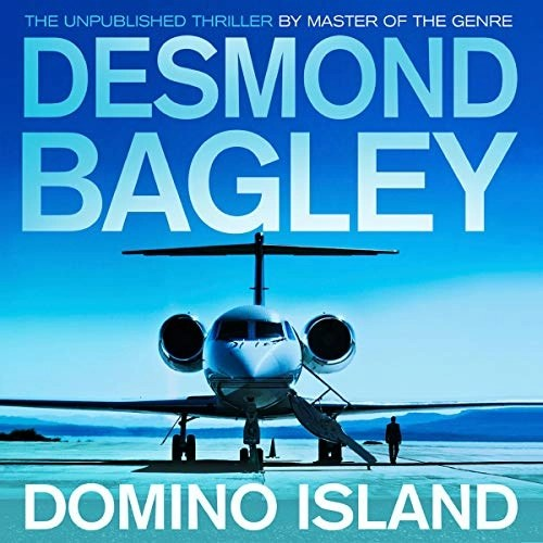 Domino Island by Desmond Bagley, Michael Davies