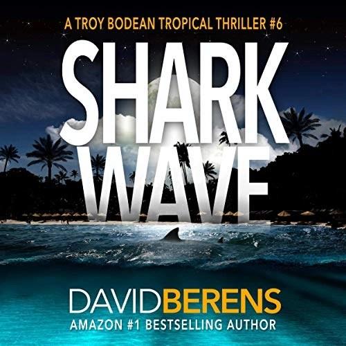 Shark Wave by David F. Berens