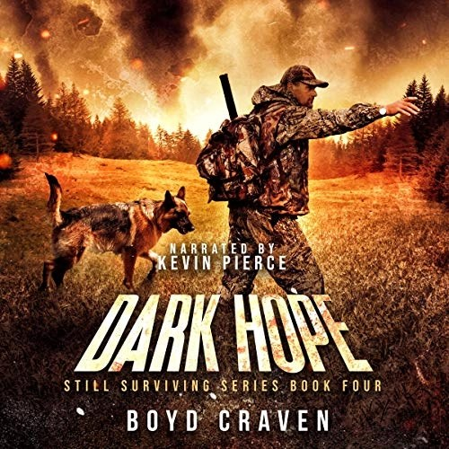 Dark Hope by Boyd Craven III