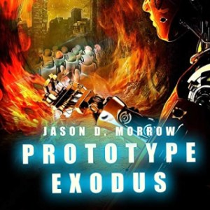 Prototype Exodus by Jason D. Morrow (Narrated by Gary Bennett)