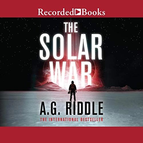 The Solar War by A. G. Riddle