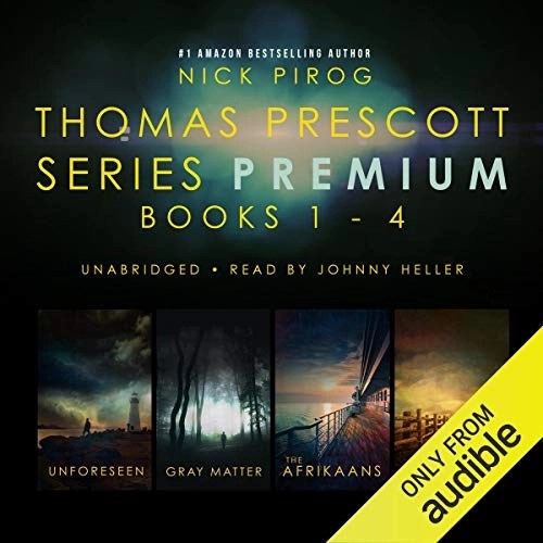 Thomas Prescott Series Premium by Nick Pirog