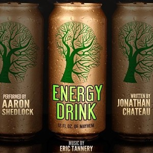 Energy Drink by Jonathan Chateau (Narrated by Aaron Shedlock)
