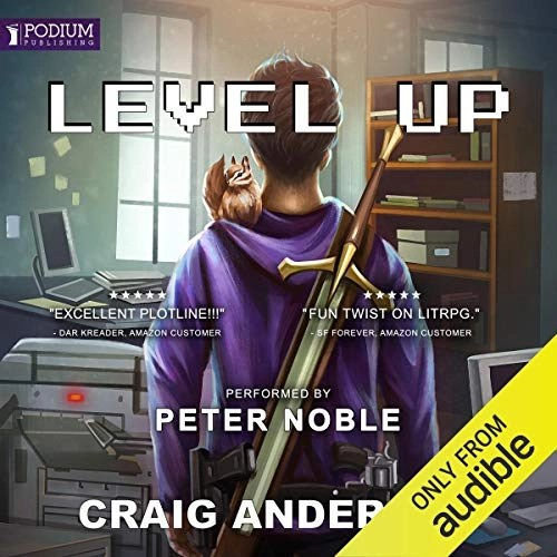 Level Up by Craig Anderson