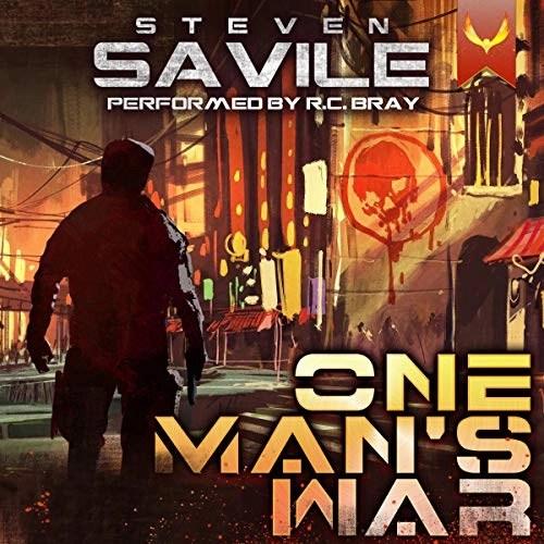 One Man's War by Steven Savile