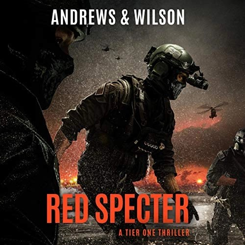 Red Specter by Brian Andrews, Jeffrey Wilson