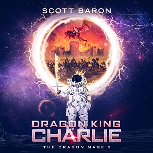 Dragon King Charlie by Scott Baron