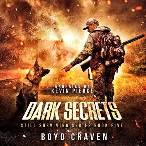 Dark Secrets by Boyd Craven III