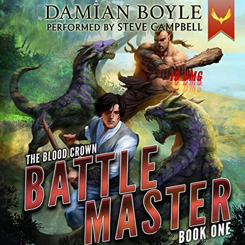Battle Master by Damian Boyle
