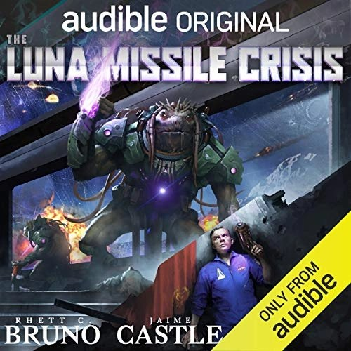 The Luna Missile Crisis by Rhett C. Bruno, Jaime Castle