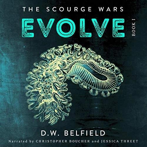 Evolve by Derek Belfield