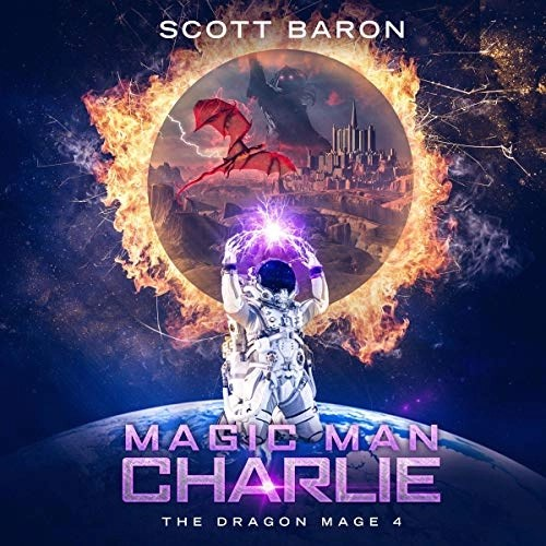 Magic Man Charlie by Scott Baron