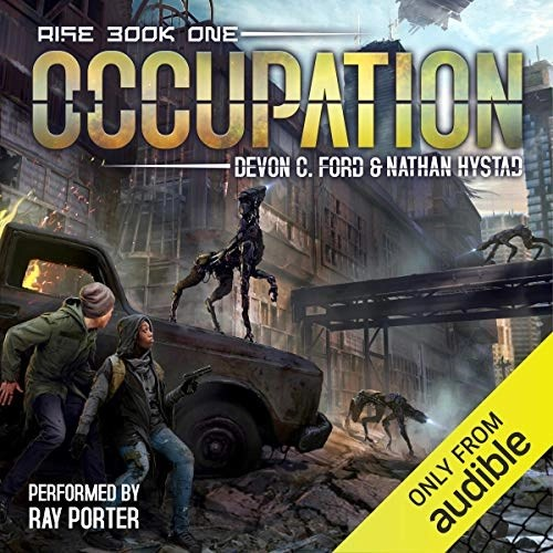 Occupation by Devon C. Ford, Nathan Hystad