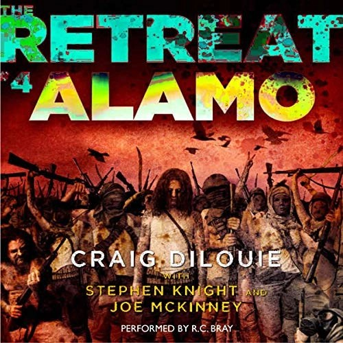 Alamo by Craig DiLouie, Stephen Knight, Joe McKinney
