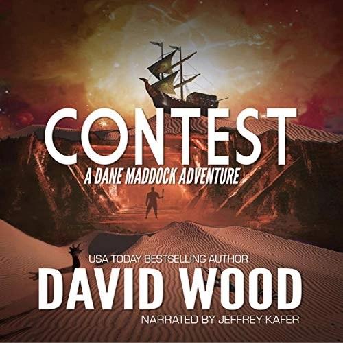 Contest: A Dane Maddock Adventure by David Wood