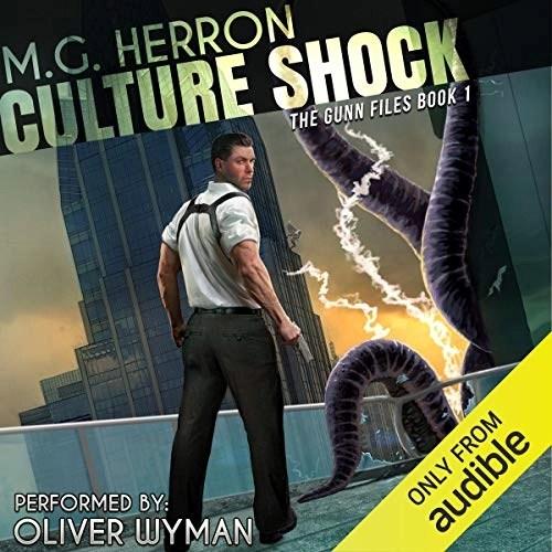 Culture Shock by M.G. Herron