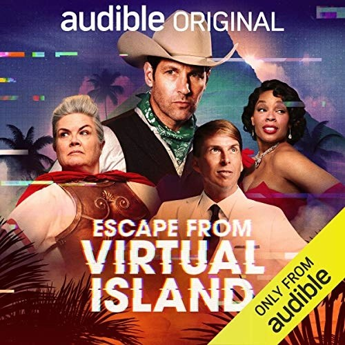 Escape from Virtual Island by John Lutz