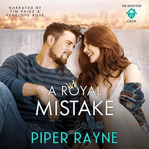A Royal Mistake by Piper Rayne