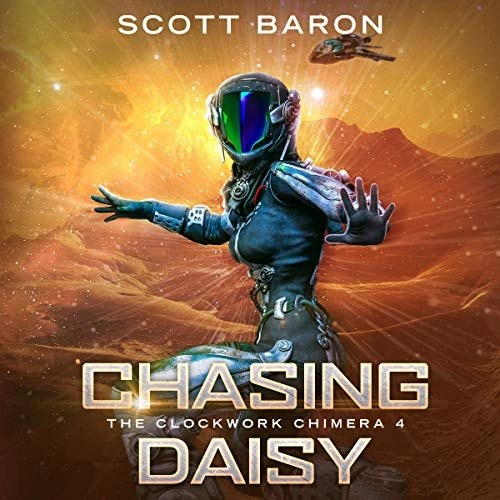 Chasing Daisy by Scott Baron
