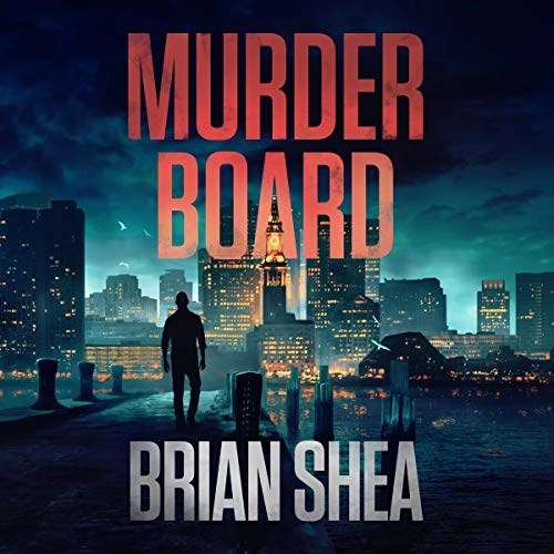 Murder Board by Brian Shea