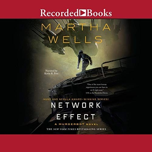 Network Effect by Martha Wells