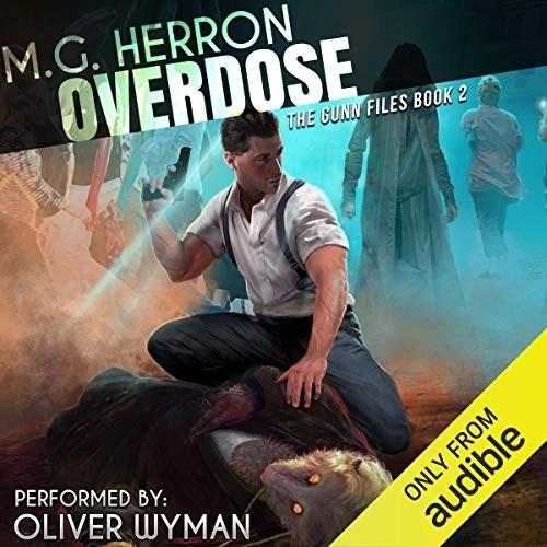 Overdose by M.G. Herron