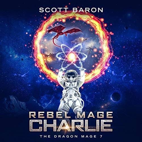 Rebel Mage Charlie by Scott Baron