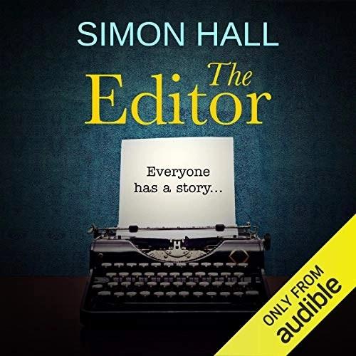 The Editor by Simon Hall