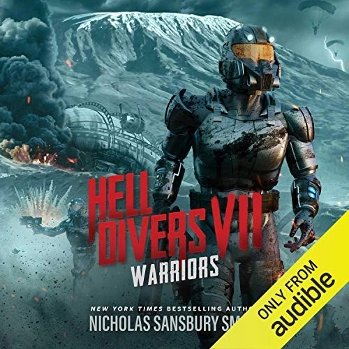 Hell Divers 7: Warriors Cover