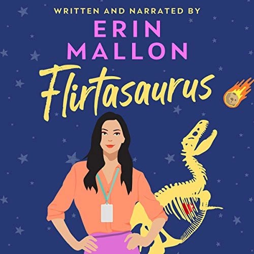 Flirtasaurus by Erin Mallon