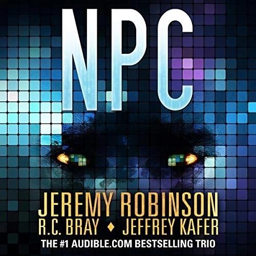NPC by Jeremy Robinson