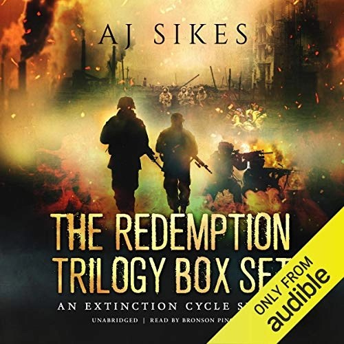 The Redemption Trilogy Box Set: Emergence, Penance, Resurgence by AJ Sikes