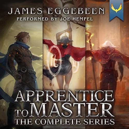 Apprentice to Master by James Eggebeen
