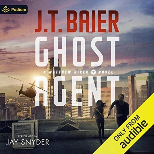 Ghost Agent by J.T. Baier