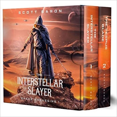 Space Assassins 1 & 2: A Space Assassin Bundle by Scott Baron
