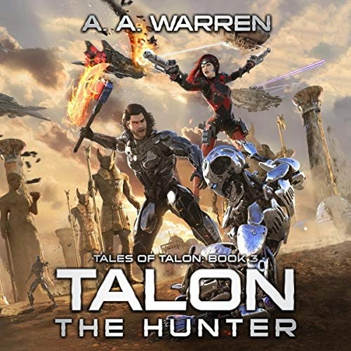 Talon the Hunter by A. A. Warren