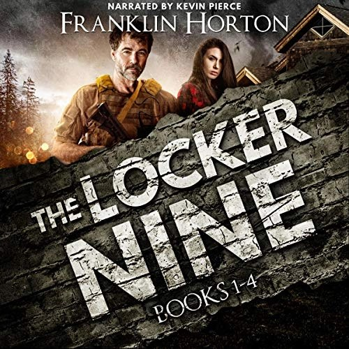The Locker Nine: Books 1-4 by Franklin Horton