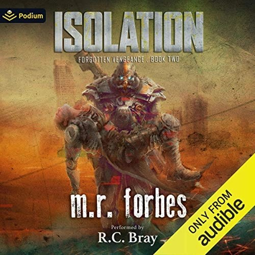 Isolation by M.R. Forbes