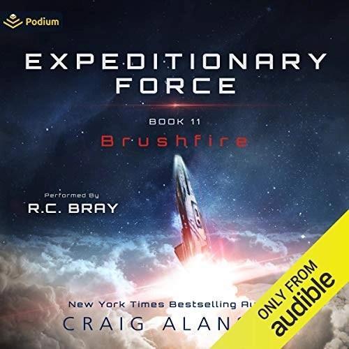 Brushfire by Craig Alanson