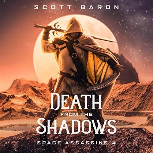 Death from the Shadows by Scott Baron