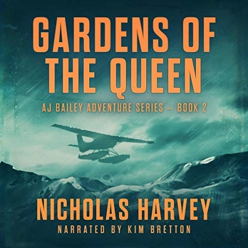 Gardens of the Queen by Nicholas Harvey